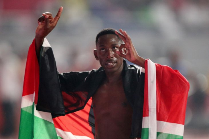 Juara lari asal Kenya positif terpapar COVID-19