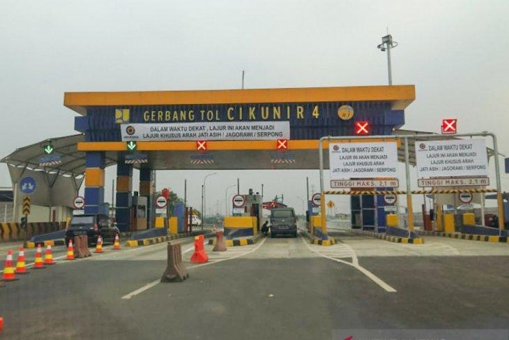 Gerbang Tol Cikunir 4 JORR mulai dioperasikan pada Selasa