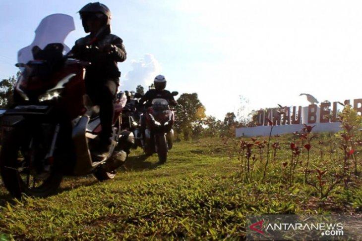 Honda Kalbar gelar ADV On Vacation ke Danau Belibis Tayan, upaya ikut angkat wisata lokal