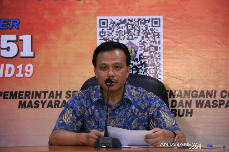 GTPP Bali: 3.269 pasien positif COVID-19 sudah sembuh
