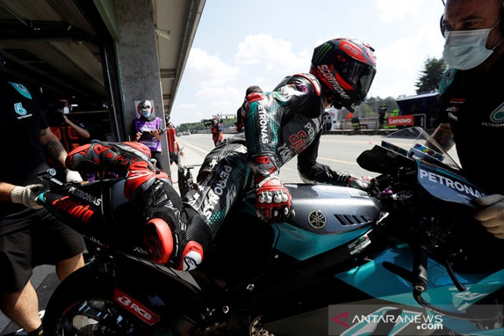 Marquez berharap lebih banyak dari penampilan Quartararo musim ini