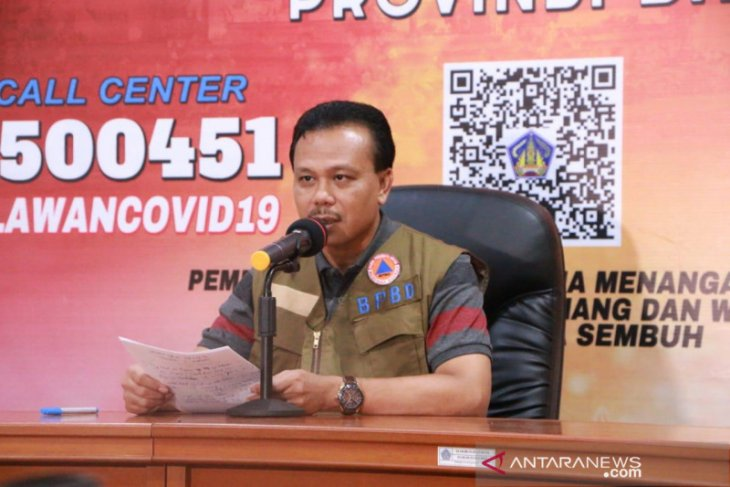 GTPP Bali: 86,66 persen pasien COVID-19 sembuh