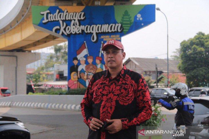 Pemkot apresiasi kreativitas seniman mural gambarkan kultur serta kondisi sosial Bekasi