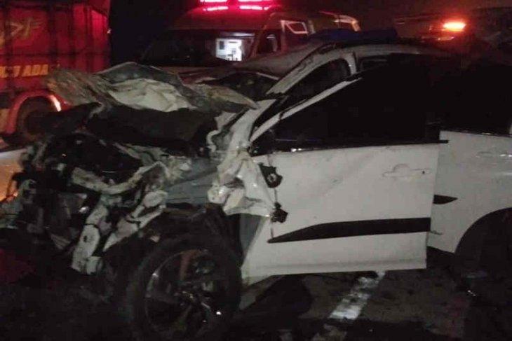 Kecelakaan maut di Tol Cipali Km 184 delapan orang tewas