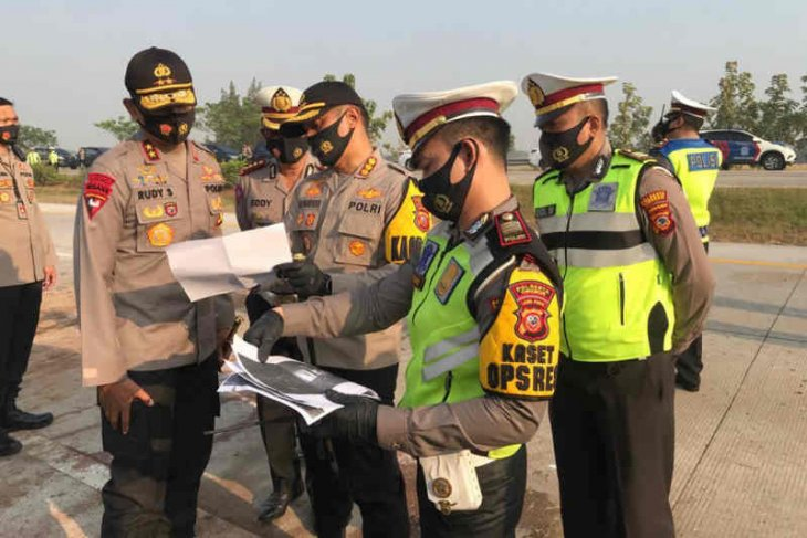 Polisi ungkap penyebab kecelakaan Tol Cipali