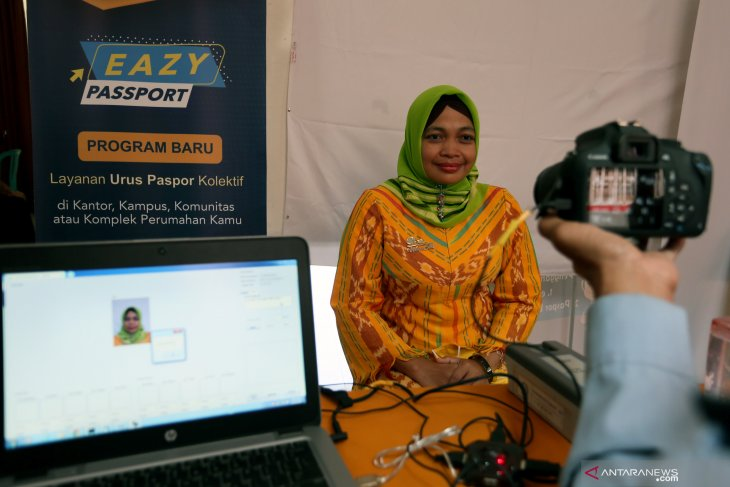 Pelayanan Eazy paspor imigrasi Blitar