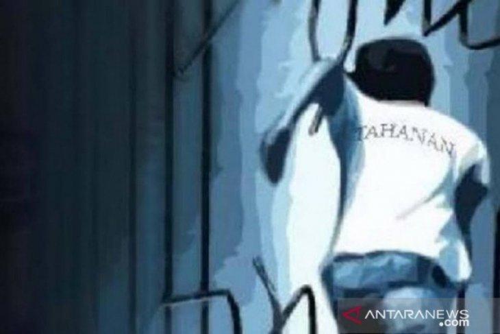 Otak pelaku tahanan kabur di Polsek Medan Area ditangkap