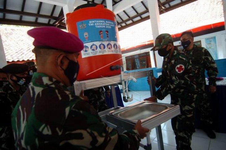 Bantuan dan pembinaan ketahanan wilayah maritim