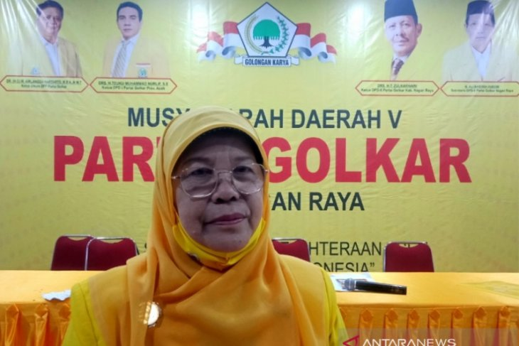 Golkar target menangkan Pilkada 2022 di Nagan Raya, penasaran siapa calonnya?