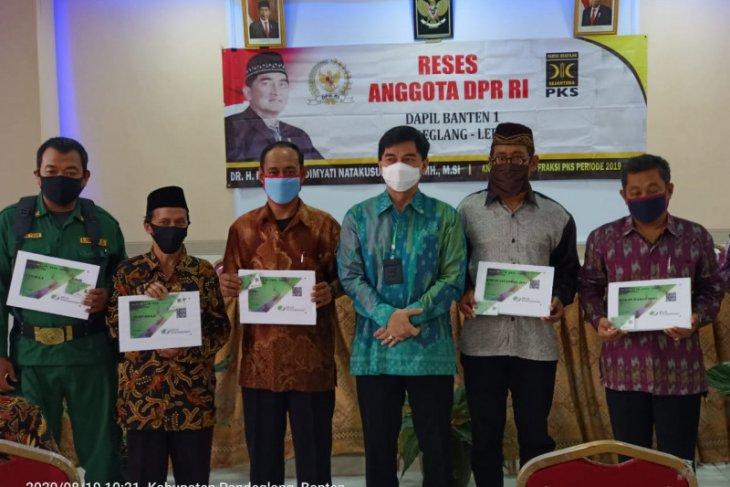 BPJAMSOSTEK Cabang Utama Serang Rangkul Perangkat Desa/Kelurahan di Pandeglang
