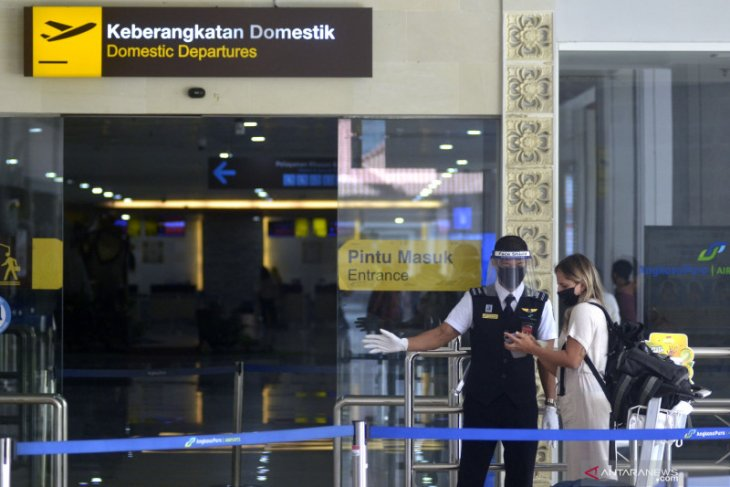 Bali airport sees spike in domestic, international travelers