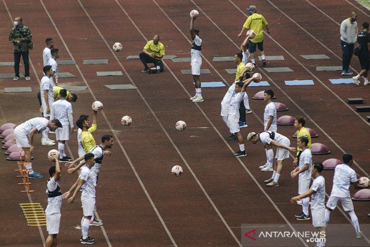 Persib Bandung kembali berlatih