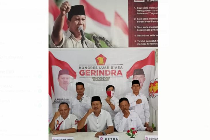 Gerindra Kapuas Hulu dorong Prabowo Subianto Capres 2024 mendatang