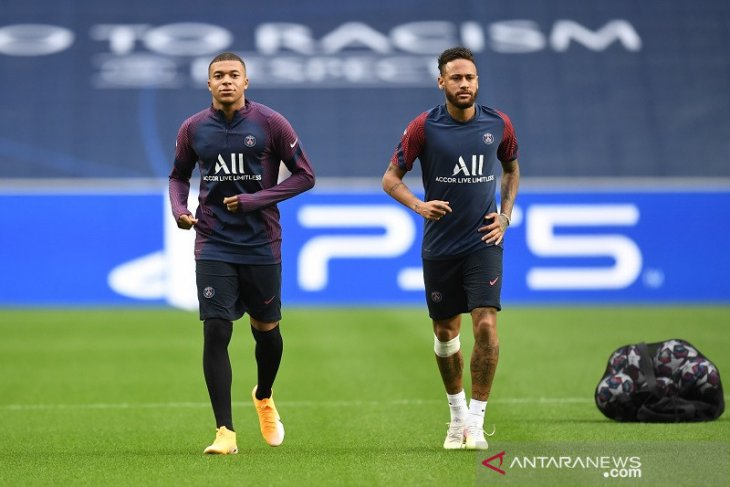 Pelatih isyaratkan Mbappe masuk skuat PSG kontra Atalanta