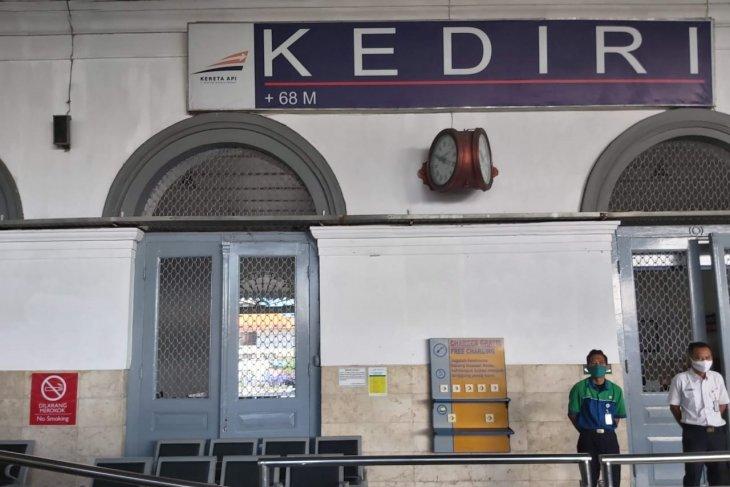 KAI Daop 7 Madiun kembali operasikan KA Brantas