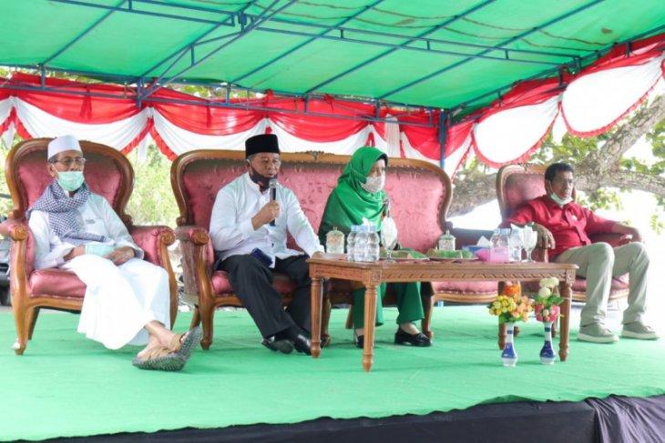 Gubernur Malut bertekad pembangunan masjid raya di Sofifi rampung 2021