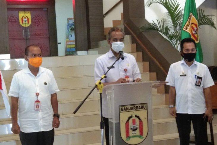 Darmawan Jaya pimpin roda pemerintahan Banjarbaru