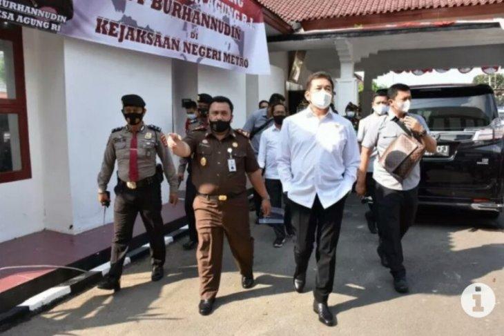 Jaksa Agung ST Burhanuddin minta Kejari Metro perbanyak ungkap kasus korupsi