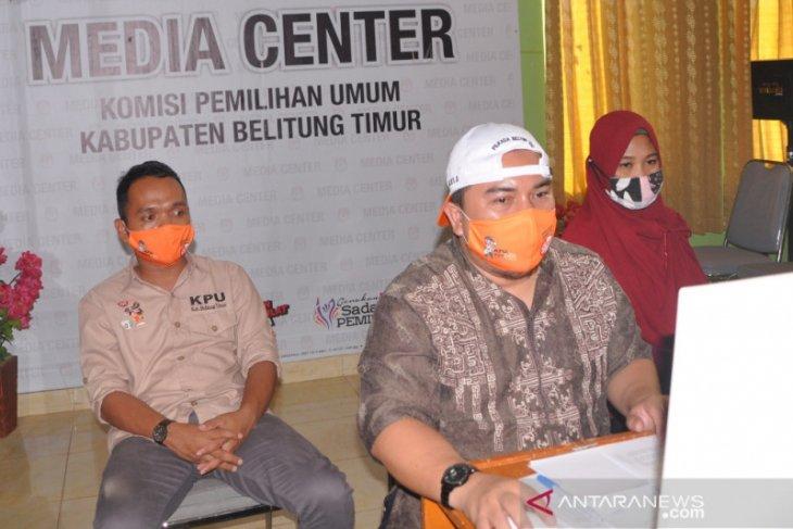 KPU Belitung Timur temukan tidak ada warga di Dusun Pulau Sekunyit