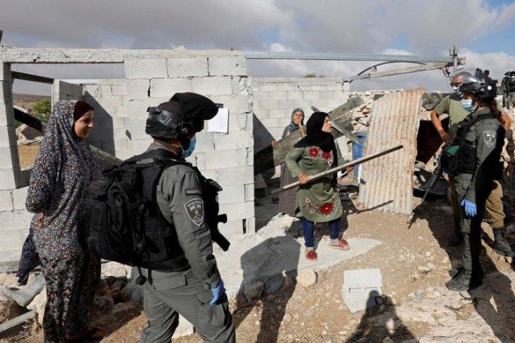 Saat penggerebekan, Polisi Israel tangkap sembilan warga Palestina di Yerusalem Timur
