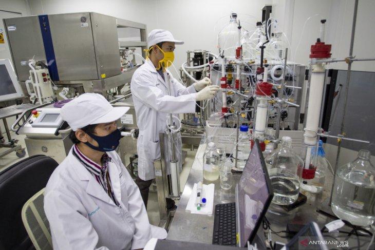 Menristek: Vaksin Merah Putih untuk warga Indonesia semua umur