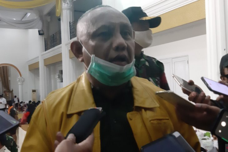 Rp150,000 fine in Gorontalo for not wearing face masks
