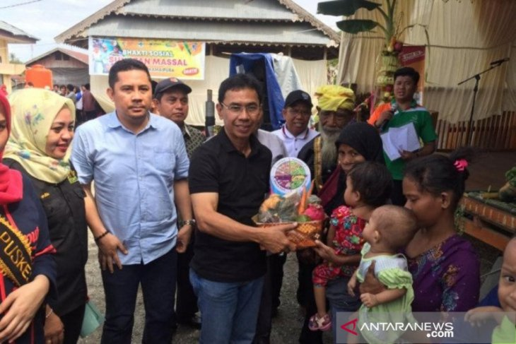 Central Sulawesi striving to eradicate childhood stunting