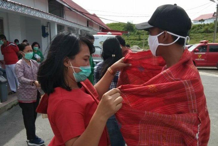 Tiga sembuh dari RS Fasilitas Khusus COVID-19 di Simalungun, total 95 kasus