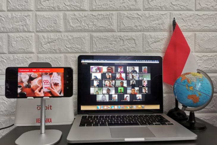Telkomsel Gelar Webinar 'UMKM Movement' di 12 kota di hari UMKM