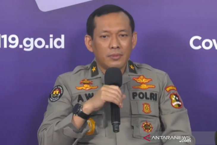 Police prioritize preventive measures to enforce face mask rules