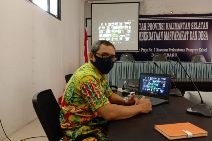 South Kalimantan's dev village index increases significantly