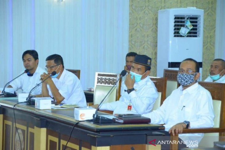 Pemkab Batanghari peringkat 5 nasional pencegahan korupsi versi KPK