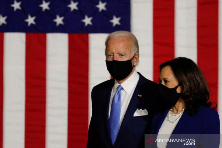 Partai Demokrat resmi mengusung Joe Biden sebagai capres AS