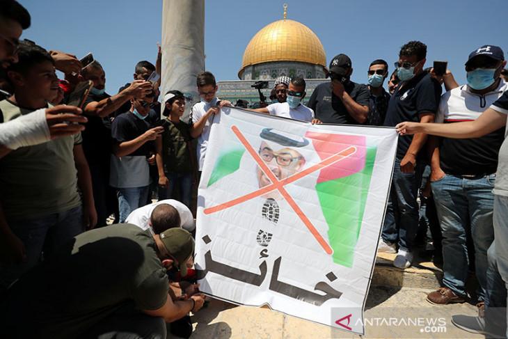 EU minta Israel untuk batalkan rencana aneksasi Tepi Barat