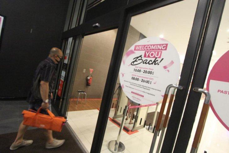AEON Mall BSD City kembali beroperasi setelah tutup akibat COVID-19