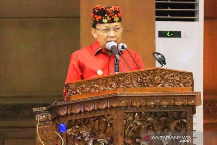 Gubernur Bali: anggaran COVID-19 terserap hampir 100 persen