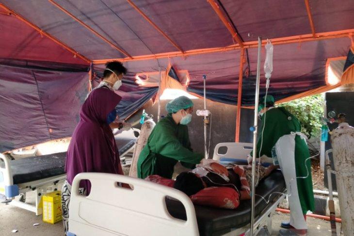 Total 122 santri di Bengkulu dilarikan ke RS karena keracunan