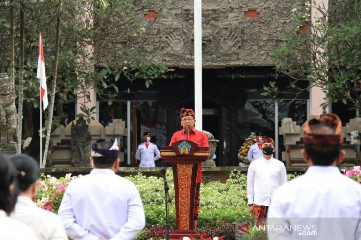 Gubernur Koster ajak solid bergerak wujudkan Bali Era Baru