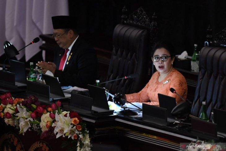 People's safety is highest principle of state governance: DPR speaker