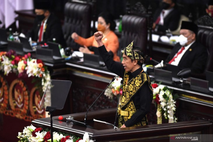 Need policy to relax deficit ceiling of 3% of GDP: Jokowi