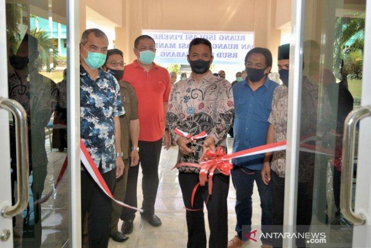 Wali kota Sabang resmikan ruang isolasi Pinere dan mandiri