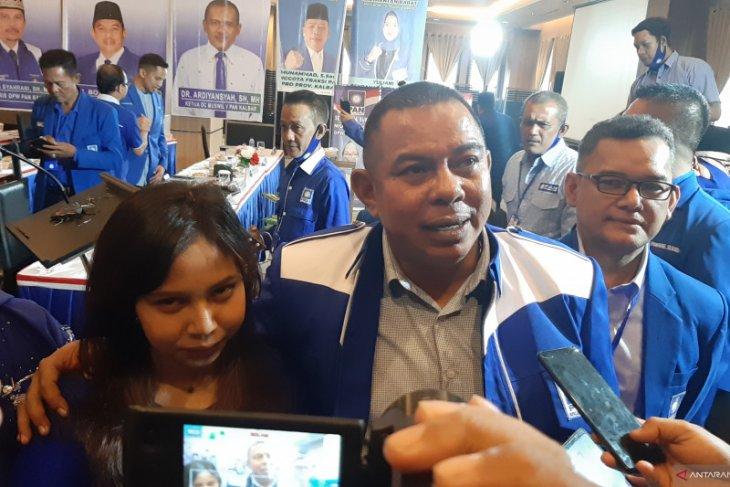 Boyman Harun kembali pimpin DPW PAN Kalimantan Barat