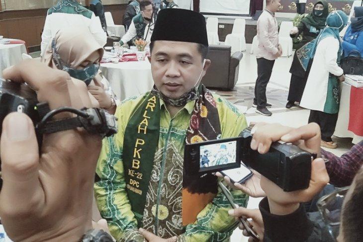 Muhaimin Iskandar minta Ibnu Sina kembali menangkan Pilkada Banjarmasin