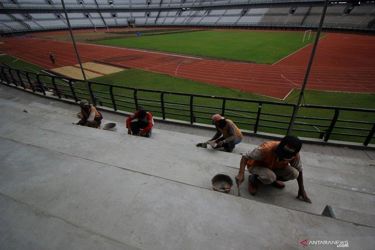 Perbaikan Stadion Gelora Bung Tomo