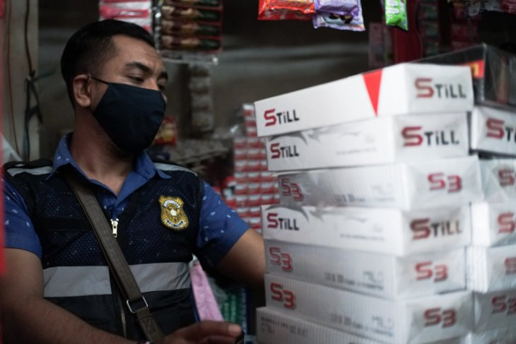 Bali-NTT berpotensi besar jadi pasar rokok ilegal