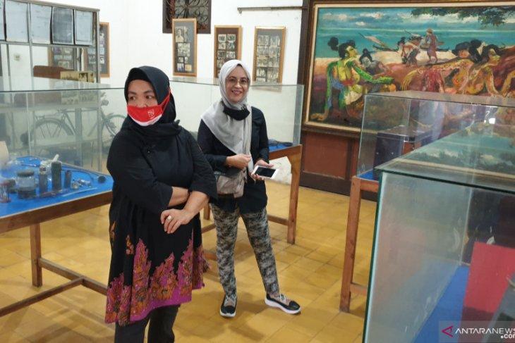 Bagian perwarisan semangat Kemerdekaan, Museum pejuang A.K Gani menggelar