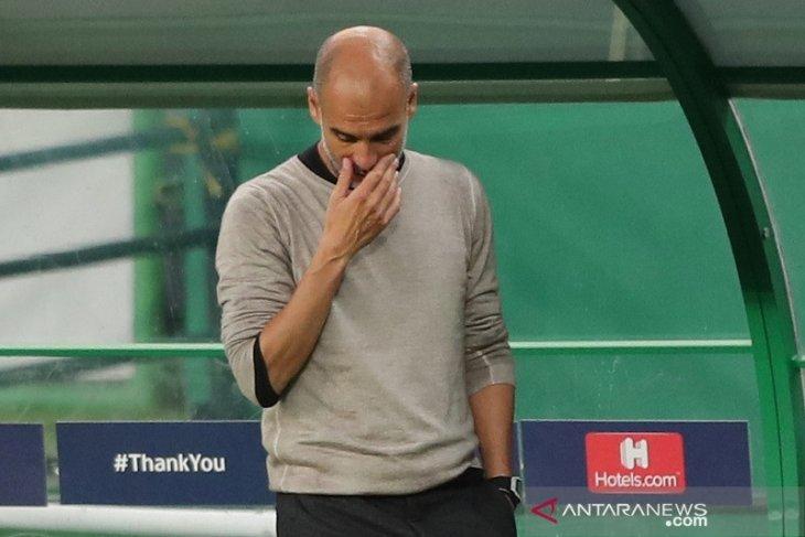 Sumpah Guardiola  suatu saat bawa Citizens ke semifinal Champions