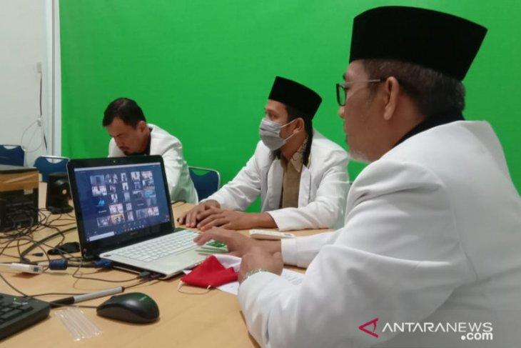 DPW PKS Kalbar ikuti upacara HUT RI secara virtual