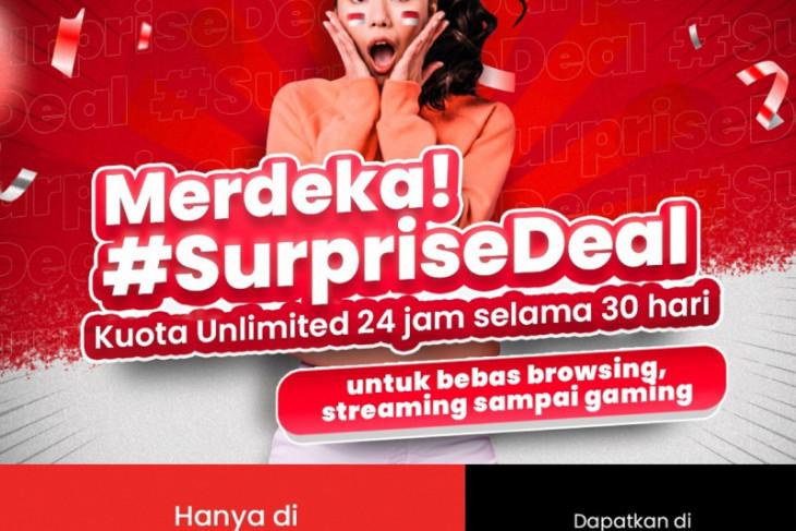 Maknai HUT ke-75 RI, Telkomsel terus bergerak maju bersama Indonesia maju