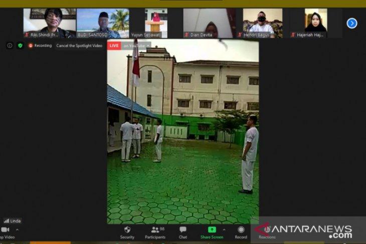 STIKES Darul Azhar peringati HUT ke-75 Kemerdekaan RI secara virtual dan Khidmat